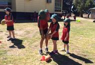 Junior Footy Clinic